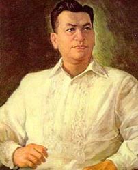 Barong Tagalog Costume
