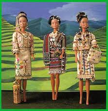 Philippine Tribal Costumes
