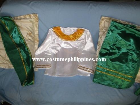 Cambodia UN Costume
