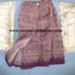 Malaysia Skirt